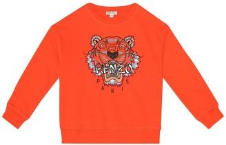 Kenzo Dragon Tiger cotton sweatshirt