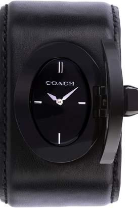 Coach Ladies Turnlock Cuff Cuff Watch 14502022