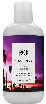 SpaceNK R and Co Sunset Blvd Blonde Shampoo