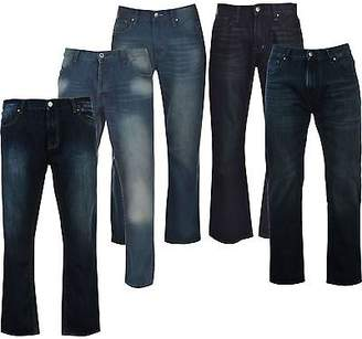 Firetrap Mens Tokyo Jeans Trousers Pants Bottoms Denims