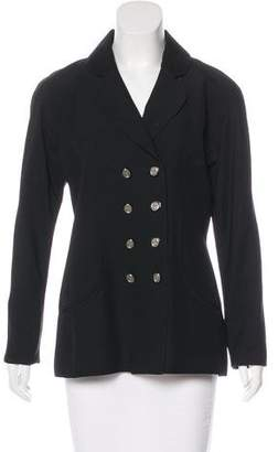 Karl Lagerfeld Lightweight Notch-Lapel Blazer