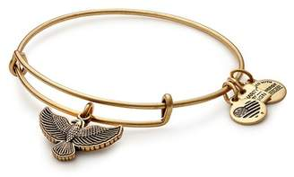 Alex and Ani Spirit of the Eagle Charm Expandable Wire Bracelet
