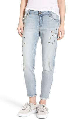 STS Blue Taylor Star Studded Ankle Jeans