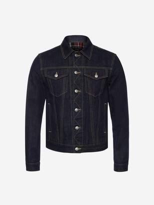 Alexander McQueen Japanese Heavy Denim Jacket