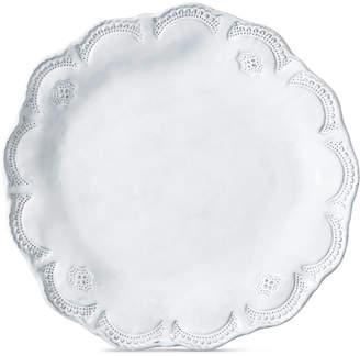 Vietri Incanto Lace American Dinner Plate