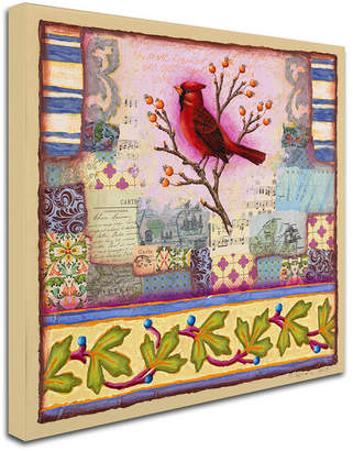 Trademark Global Rachel Paxton 'West Tisbury Cardinal' Canvas Art