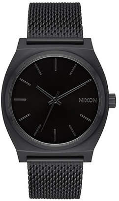 Nixon Time Teller Milanese Unisex Analog Watch