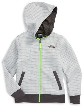 Boy's The North Face Griddy Hoodie $70 thestylecure.com