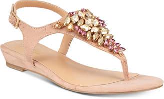 Thalia Sodi Imanie Flat Sandals, Women Shoes