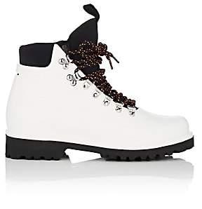 Barneys New York Women's Neoprene-Insert Rain Boots-White