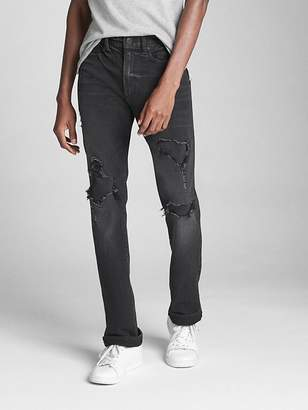 Gap Special Edition Distressed Jeans in Slim Fit with GapFlex