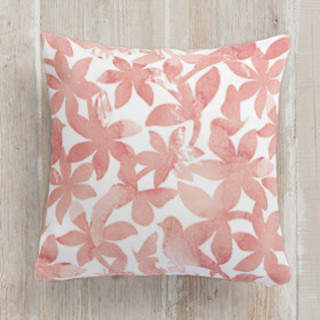 Spring Bloom. Square Pillow