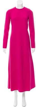 Derek Lam Wool Maxi Dress
