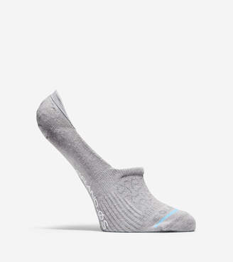 Cole Haan Grand.S Auxetic Texture No-Show Socks