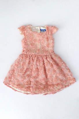 Kapital K Rosebud Pink Dress