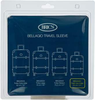 Bric's Transparent Custom Cover for 21-Inch Bellagio Spinner Trunks