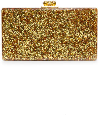 Edie Parker Jean Solid Clutch $895 thestylecure.com