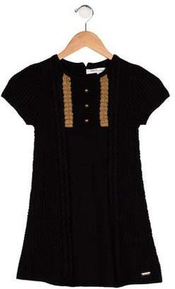 Carrera Pili Girls' Knit Shift Dress