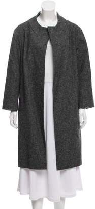 Marni Tweed Knee-Length Coat