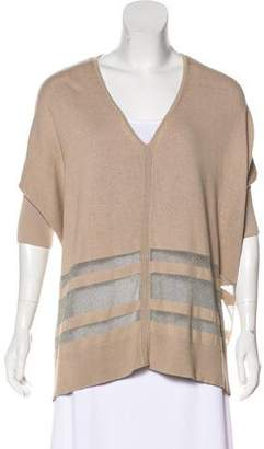 Trina Turk Knit Scoop Neck Sweater