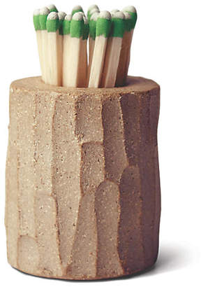 "2"" Log Match Striker - Natural - Farmhouse Pottery"