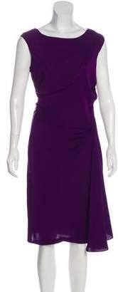 Diane von Furstenberg Silk Sleeveless Dress