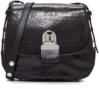 MM6 Saddle Bag $540 thestylecure.com