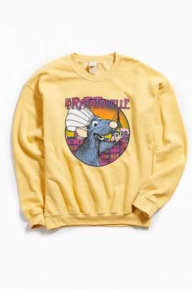 Urban Outfitters Ratatouille Crew-Neck Sweatshirt