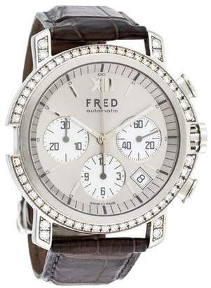Fred of Paris Chronograph Watch