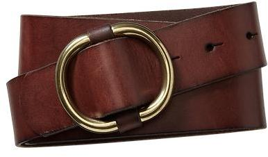 Gap Round buckle belt