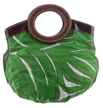 Miu Miu Wooden Handle Bag