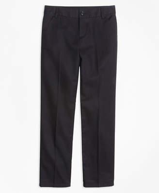 Brooks Brothers Girls Non-Iron Chino Pants