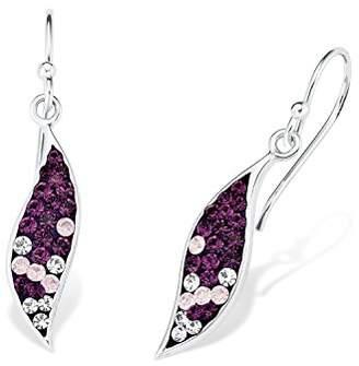 Amor Women Silver Dangle & Drop Earrings - 9060450