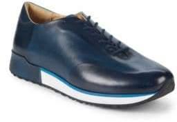 Sutor Mantellassi Samson Leather Sneakers
