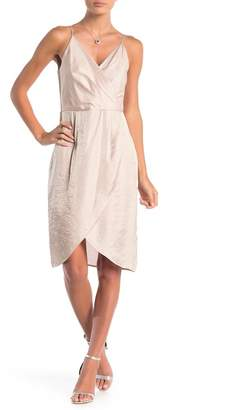 Cynthia Steffe CeCe by Audrey Sleeveless Iridescent Dress