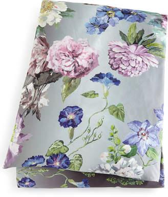 Designers Guild Alexandria King Floral Sateen Duvet Cover