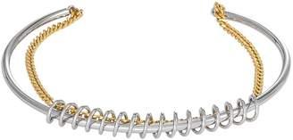 Dutch Basics - Silver Spiral Cuff Bracelet