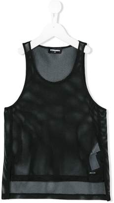DSQUARED2 classic vest top