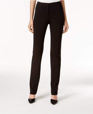 Alfani Modern Straight-Leg Pants, Created for Macy's