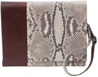 Yigal Azrouel Leather clutch bag
