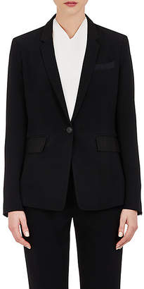 Rag & Bone Women's Windsor Crepe Jacket - Black