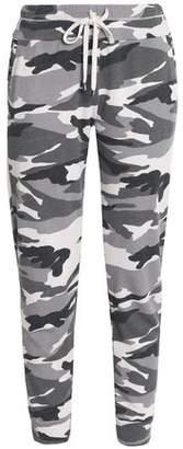 Splendid Printed Jersey Track Pants