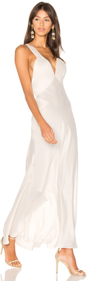 MAJORELLE Brook Maxi Dress $348 thestylecure.com