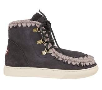 Mou High-cut Eskimo Boots