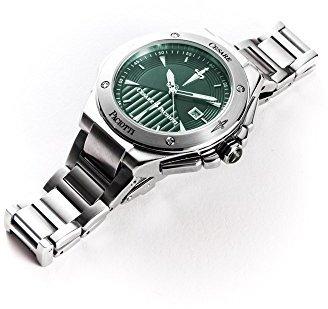 Cesare Paciotti Man 's Watch Green Valley tsst103