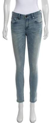 Burberry Westbourne' Skinny Jeans blue Westbourne' Skinny Jeans