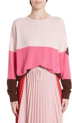 Moncler Tritone Cashmere Sweater
