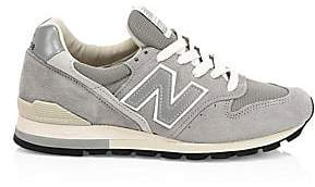 New Balance Men's 996 Made in USA Suede Sneakers