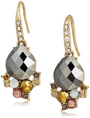 lonna & lilly Gold Tone Sm Drop Earrings