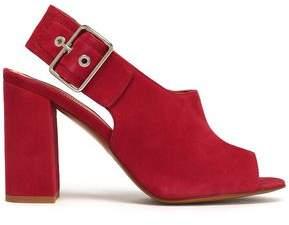 Claudie Pierlot Suede Sandals